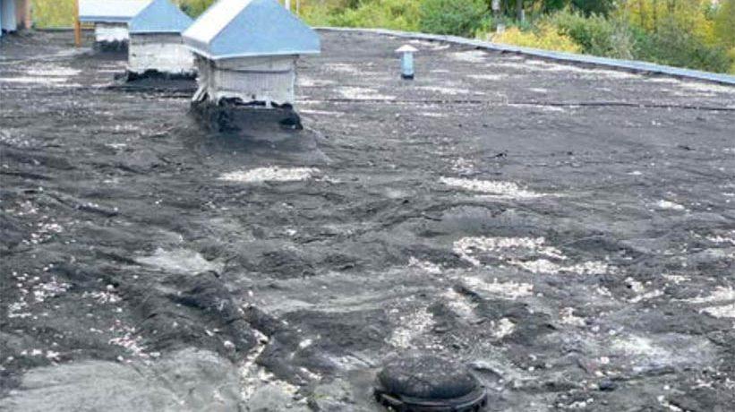 Stogų renovacijos problemos ir šiltinimas polistireniniu putplasčiu