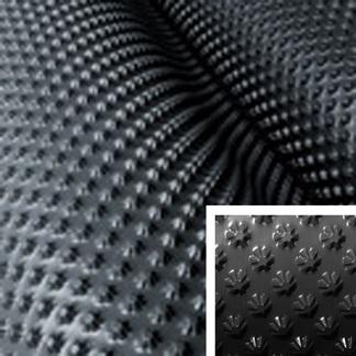 Vėdinamoji drenavimo membrana
