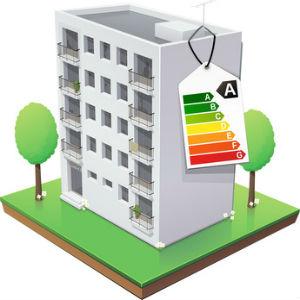 A energinio naudingumo klasės pastatai, ppa
