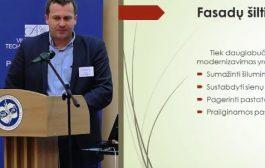 Šiltinimo sistemų projektavimo ir įrengimo ypatumai. Tomas Jatulis
