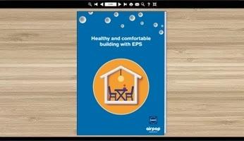 Sveika ir patogi statyba naudojant EPS PPA
