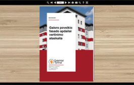 Gaisro poveikio fasado apdailai vertinimo ataskaita
