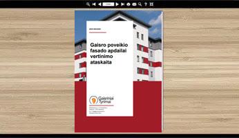 EPS bandymas - gaisro poveikio apdailai vertinimo ataskaita featured