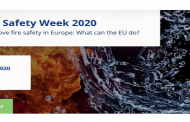 Europos gaisrinės saugos savaitė - galimybė specialistams pagausinti žinias apie būsto saugumą