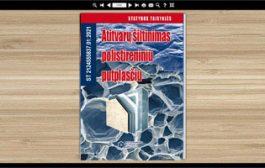 Statybos taisyklės – Atitvarų šiltinimas polistireniniu putplasčiu ST 2124555837.01:2021